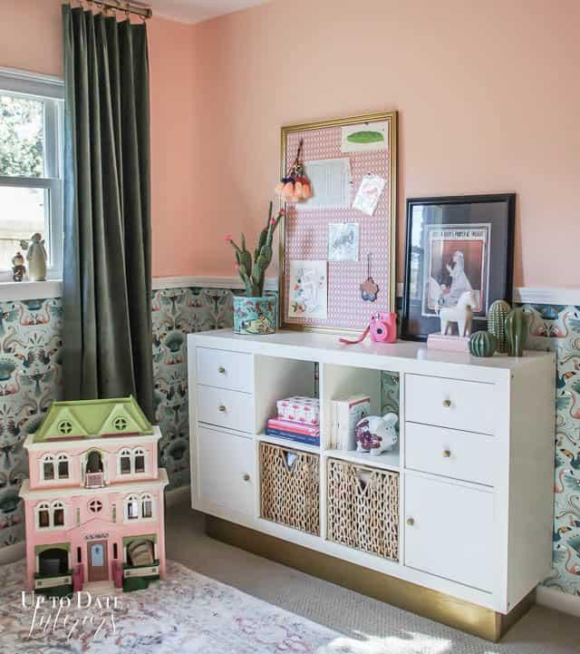 Ikea Hack For Vintage Boho Bedroom Reveal