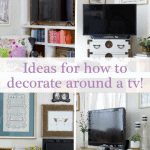 Tv Stand Ideas Pinterest Purple