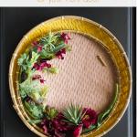 Basket Wreath Pinterest Yellow