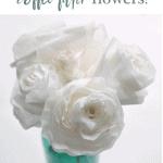 Best Way Coffee Filter Flowers Pinterest Green