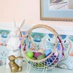 Boho Easter Basket 12