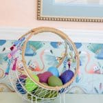 Boho Easter Basket 5