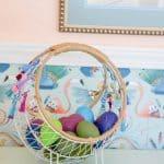 Boho Easter Basket 5