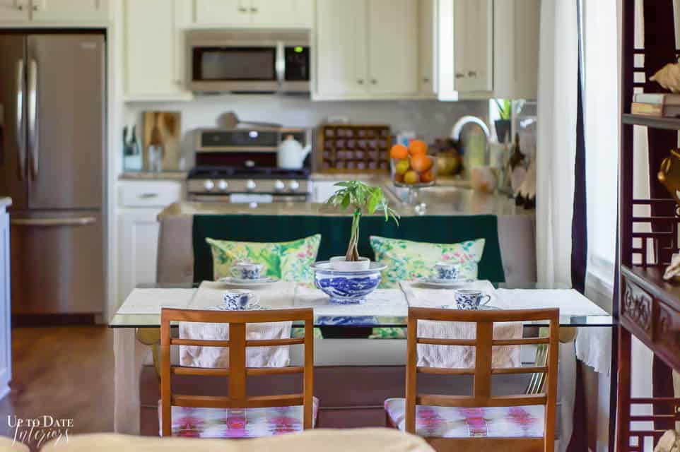 Colorful Spring Home Tour 17