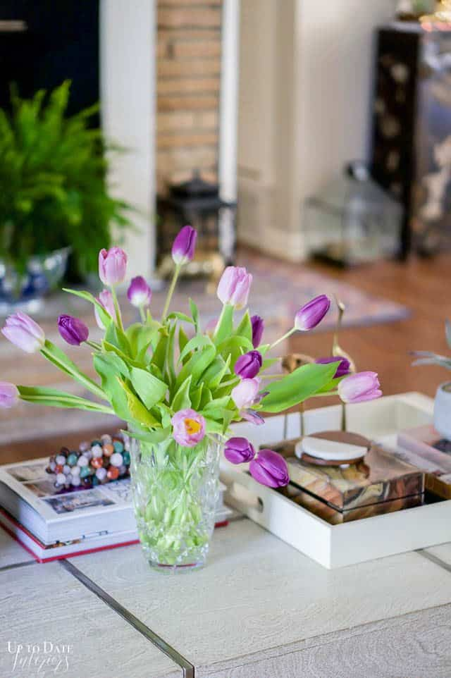 Colorful Spring Home Tour 20