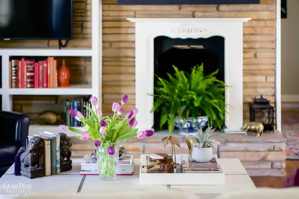 Colorful Spring Home Tour 21