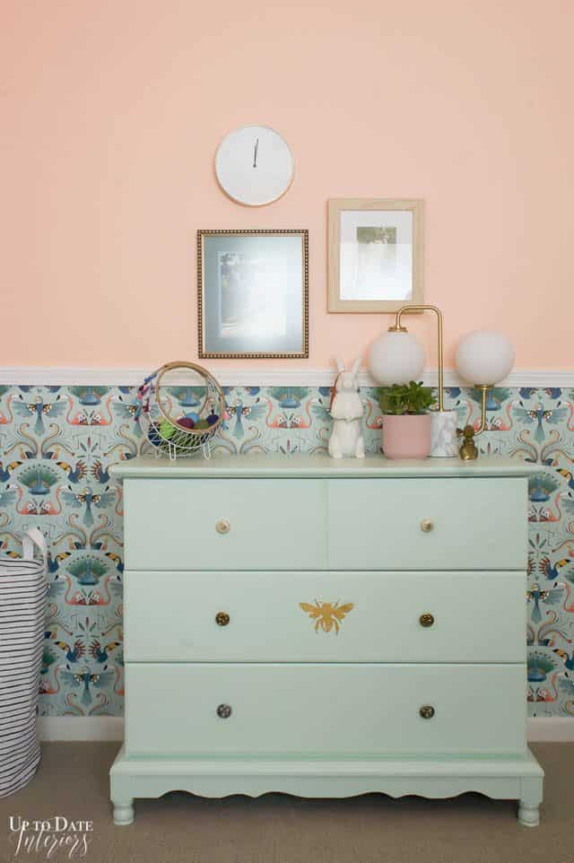 Colorful Spring Home Tour 29