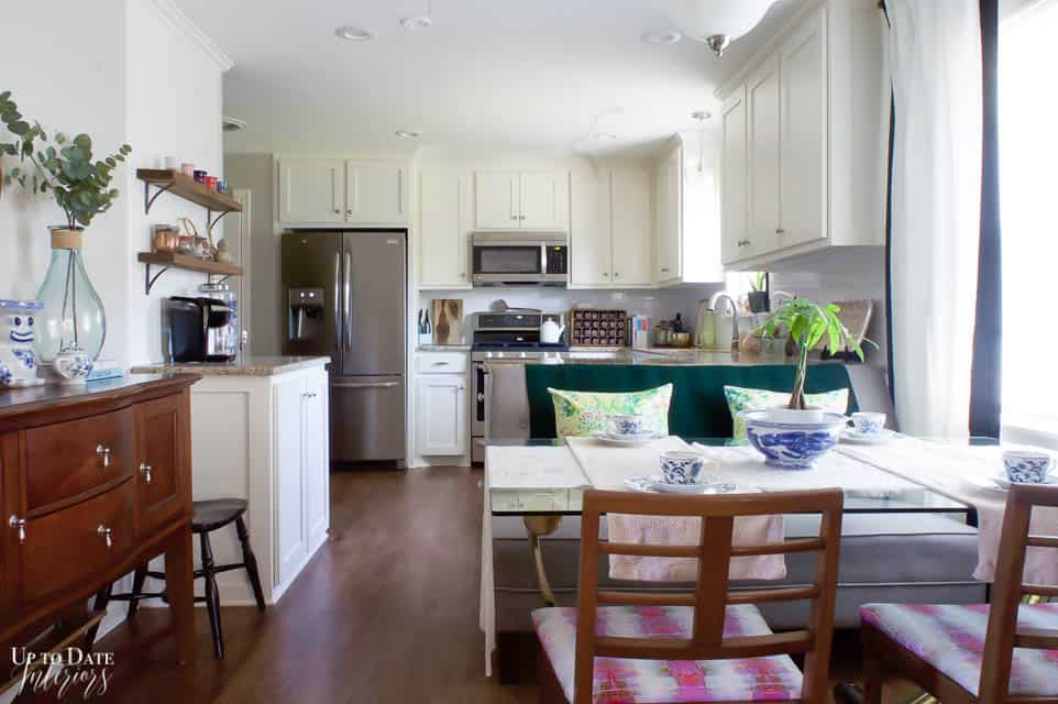 Colorful Spring Home Tour 7