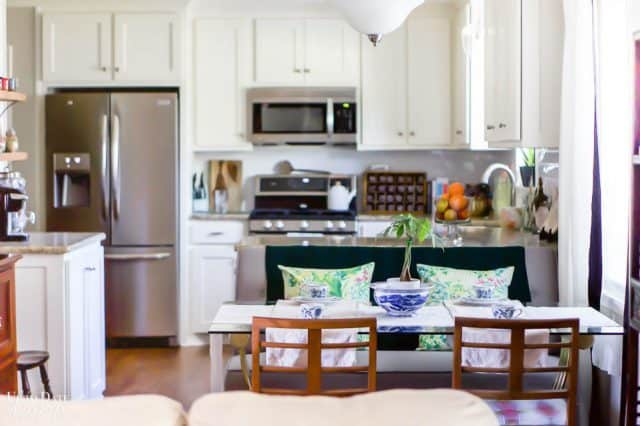 Colorful Spring Home Tour Decorating Ideas 12