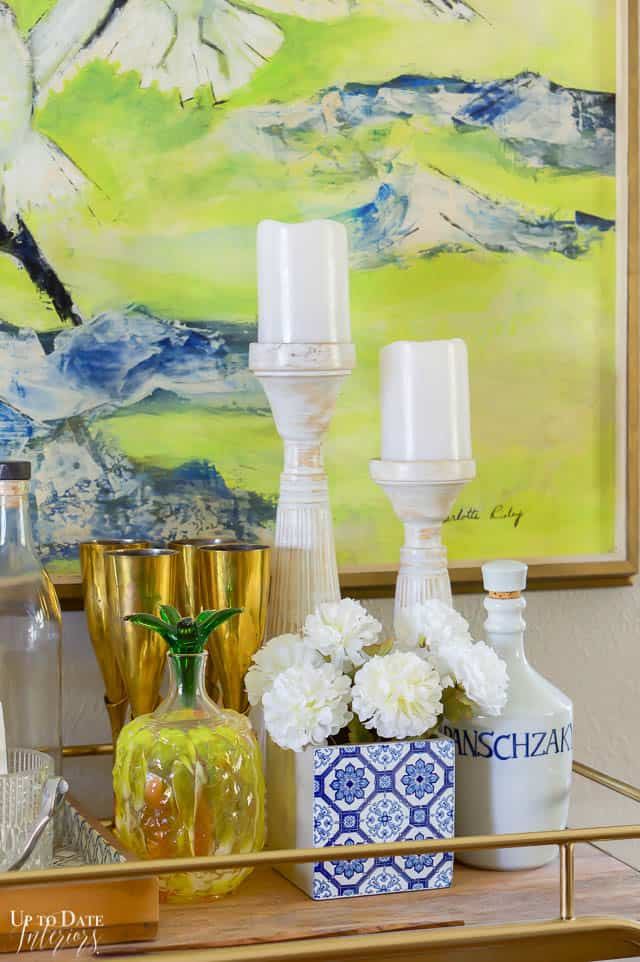 Colorful Spring Home Tour Decorating Ideas 2