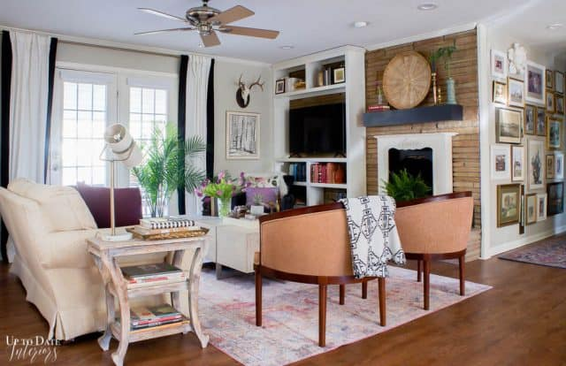 Colorful Spring Home Tour Decorating Ideas Brighter 3
