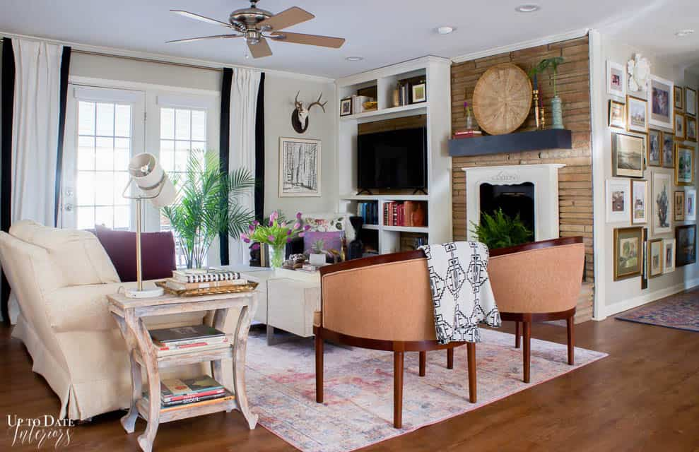 Colorful Spring Home Tours Decorating Ideas Brighter 3