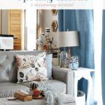 How To Bring Spring Inside Pinterest Blue Pink