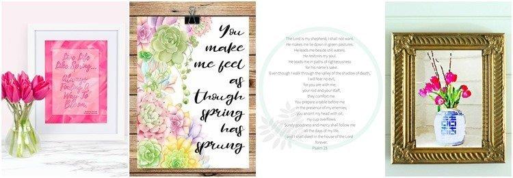 Spring Printables 3 Thumb