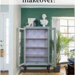 Boho Glam Cabinet Makeover Pinterest