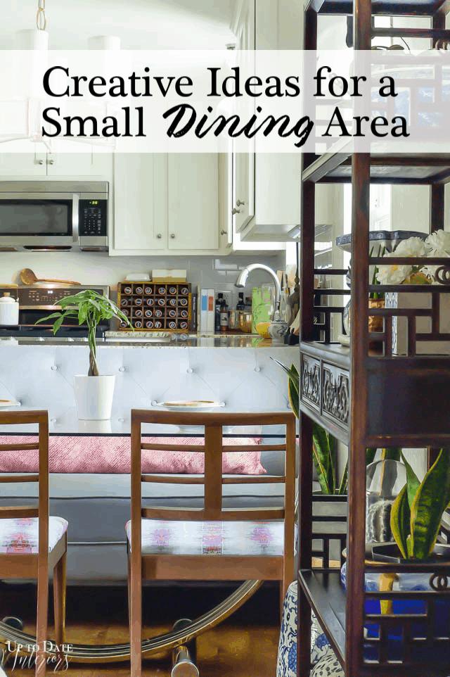 Small Dining Room Decorating Ideas Pinterest