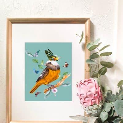 Bird Series No 2 Mock Up 640