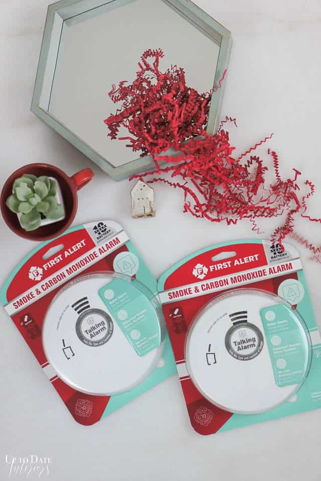 First Alert Voice Location Technology Smoke Alarms 2