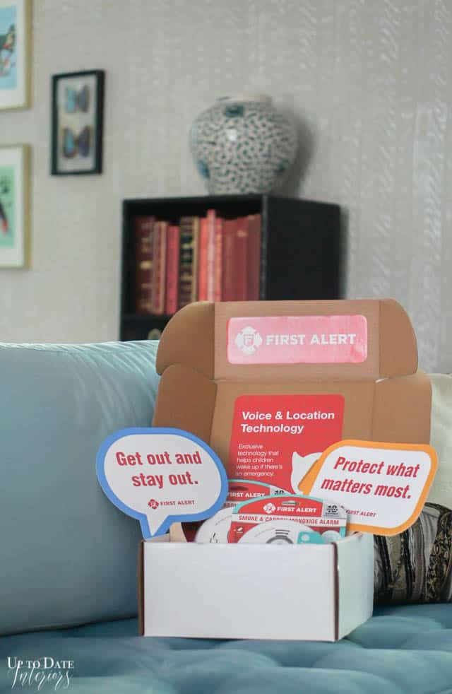 First Alert Voice Location Technology Smoke Alarms 5