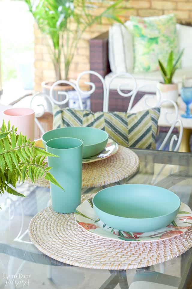 Eclectic Home Summer Tour Patio 5