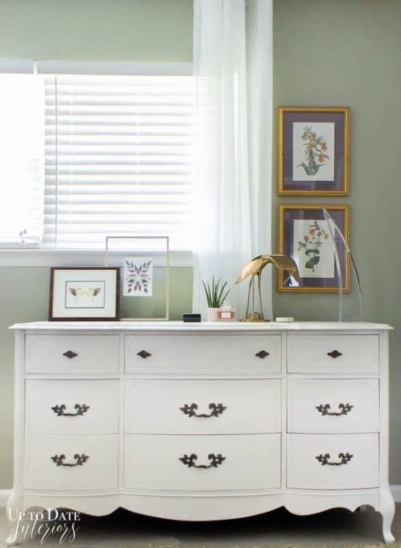 Best Furniture Paint Dresser Makeover 3