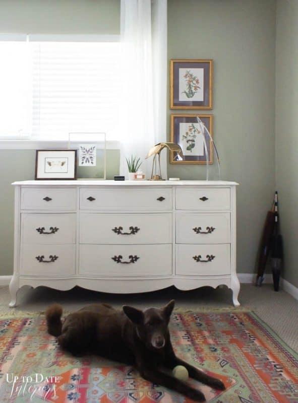 Best Furniture Paint Dresser Makeover 4