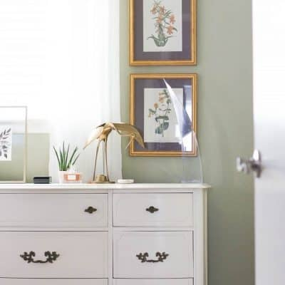 Best Furniture Paint Dresser Makeover 9