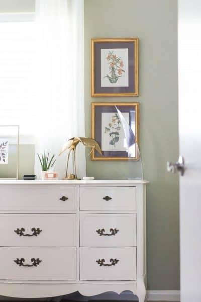 Best Furniture Paint Dresser Makeover 9