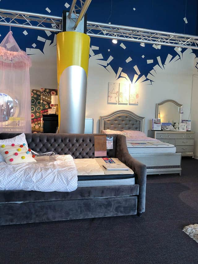 Eclectic Teen Boys Room Rooms To Go Kids 2