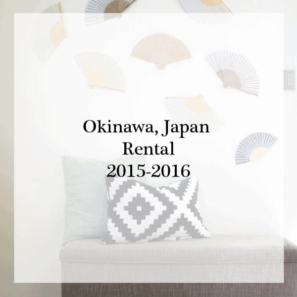 Okinawa Japan Home Tour