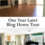 One Year Later Home Tour