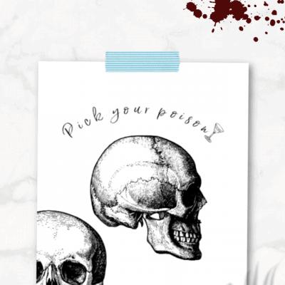 Halloween Printable Styled