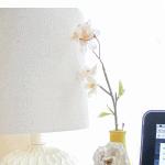 Plaster Flower Decorating Pinterest