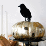 Witches Tea Party Bird