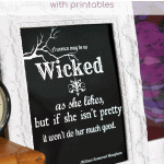 Witches Tea Party Wicked