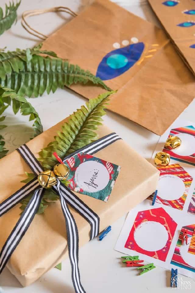 Diy Boho Gift Tags Free Printable (1)