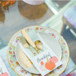 Printable Thanksgiving Utensil Holders Pinterest