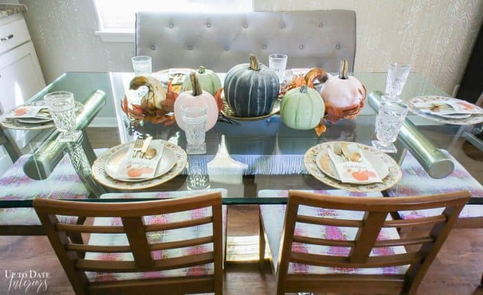 Thanksgiving Table Decor 8