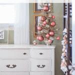 Christmas Decor Ideas Bedroom Pinterest Black