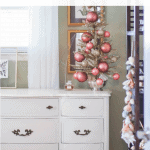 Christmas Decor Ideas For The Bedroom Pinterest Pink