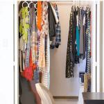 Declutter Clothes Pinterest Blue