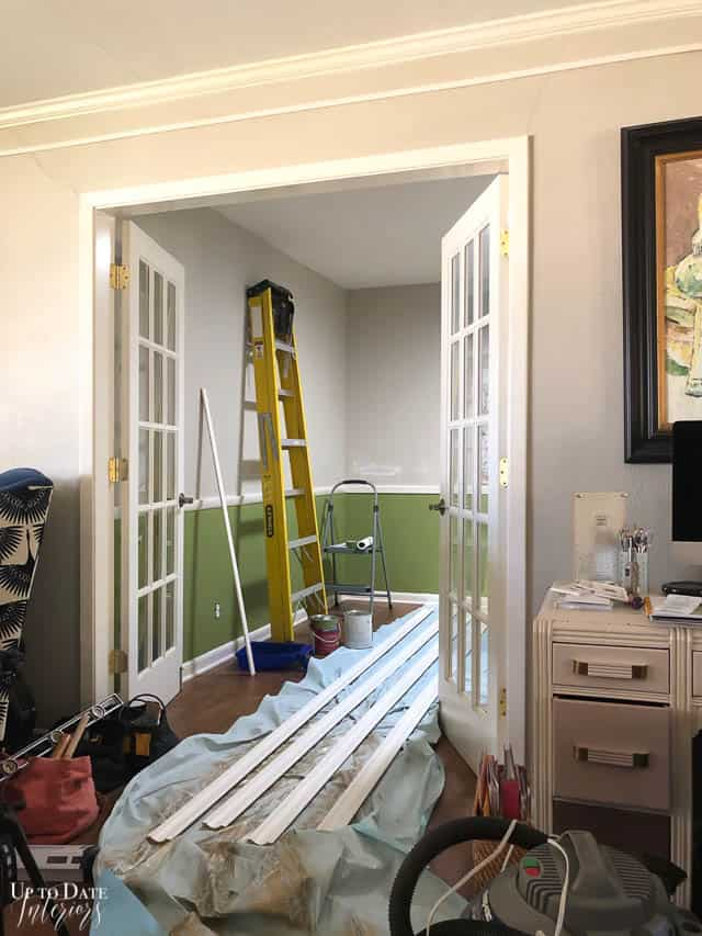 Office Makeover Paint Update 3