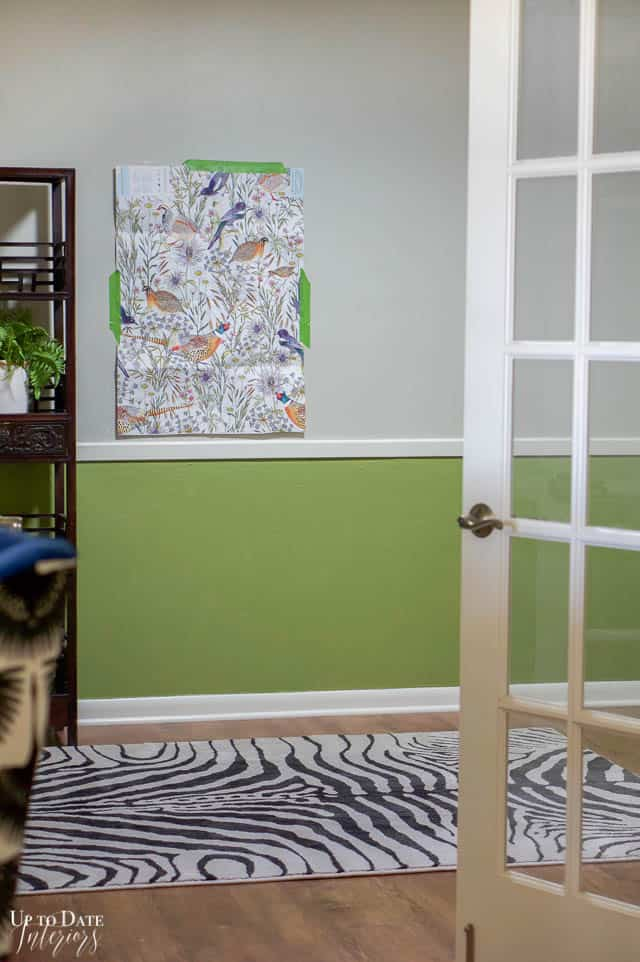 Office Makeover Paint Update 7