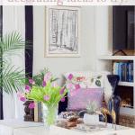 Spring Ideas Pink Corner