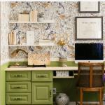 Windowless Office Pinterest Two Green