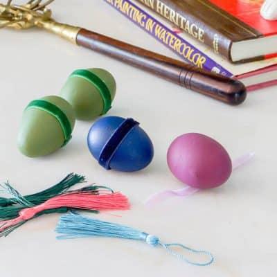 Decorate Plastic Eggs Edited