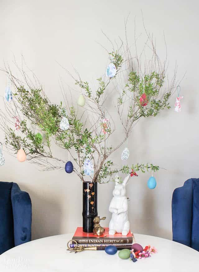 Easter Tree Diy Edited 3
