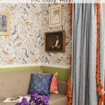 Easy Way Add Trim To Curtains Pinterest