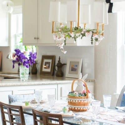 Elegant Easter Tablescapes Edited
