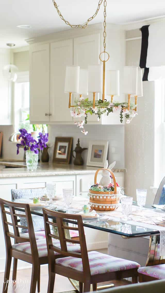 Elegant Easter Tablescapes Edited